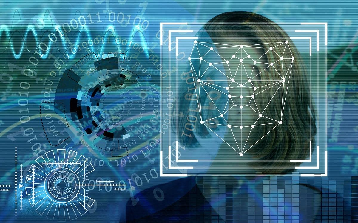 Die Gesichtserkennung soll Spielsüchtige an Spielautomaten erkennen (Bild: Pixabay/Gerd Altmann) Gesichtserkennung