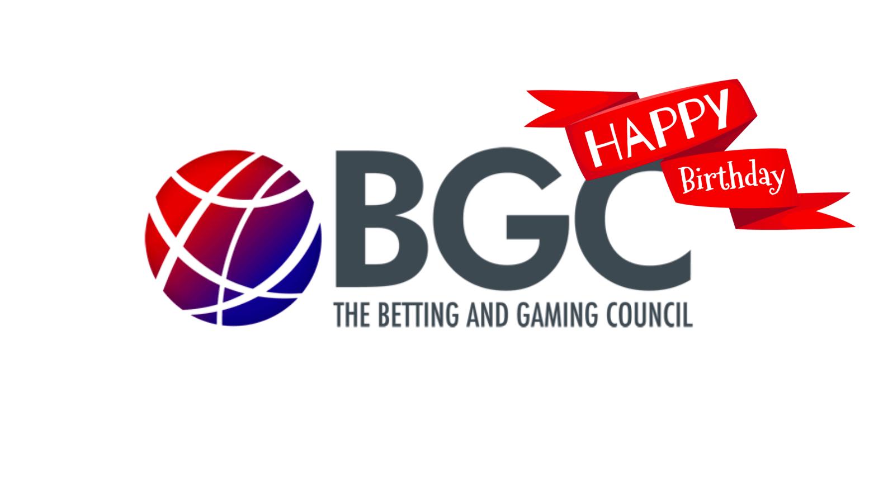 BGC Logo Happy Birthday