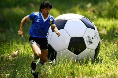 Diego Maradona, Fußball