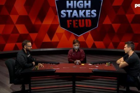 Daniel Negreanu, Doug Polk, Dealerin, Pokertisch