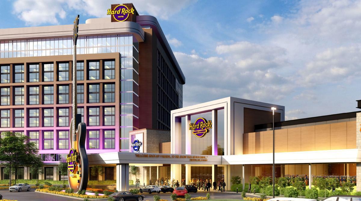 Hard Rock Casino Bristol Modell