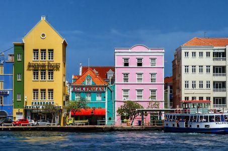 Curaçao, Karibikinsel