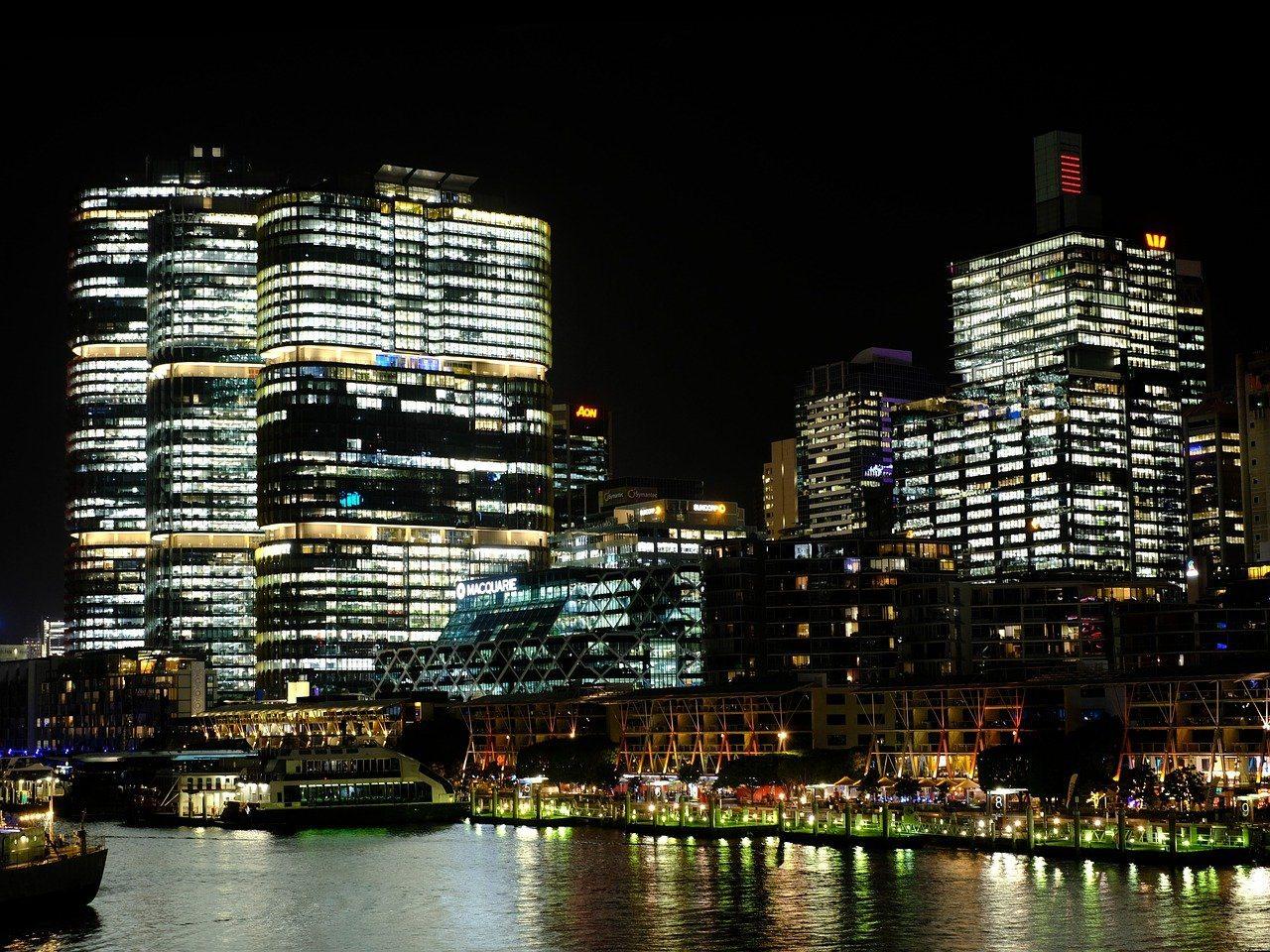 Sydney, Hafenviertel