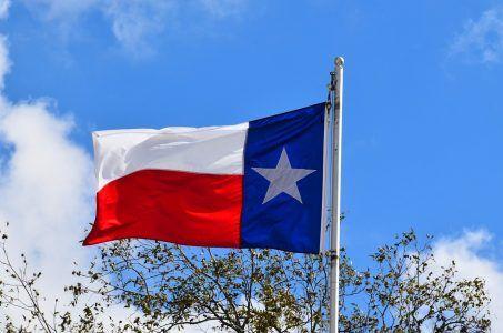 Texas Flagge
