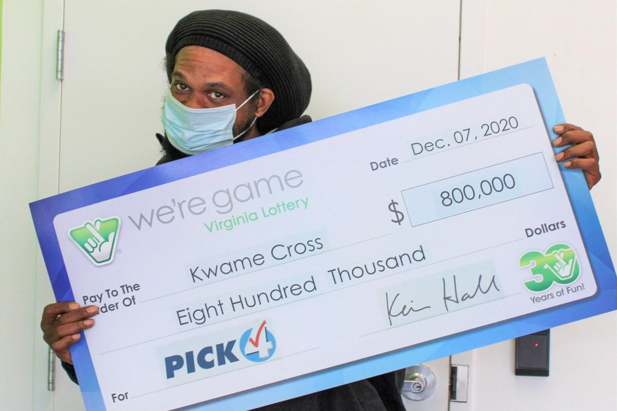 Kwame Cross Lotto