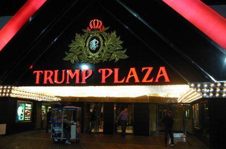 Trump Plaza Eingang