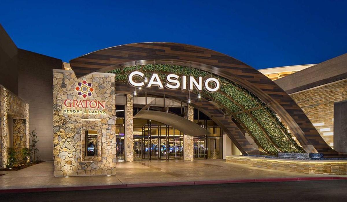 Eingang Graton Casino