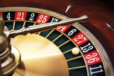 Roulette Ausschnitt