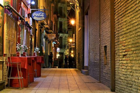 Bar Spanien