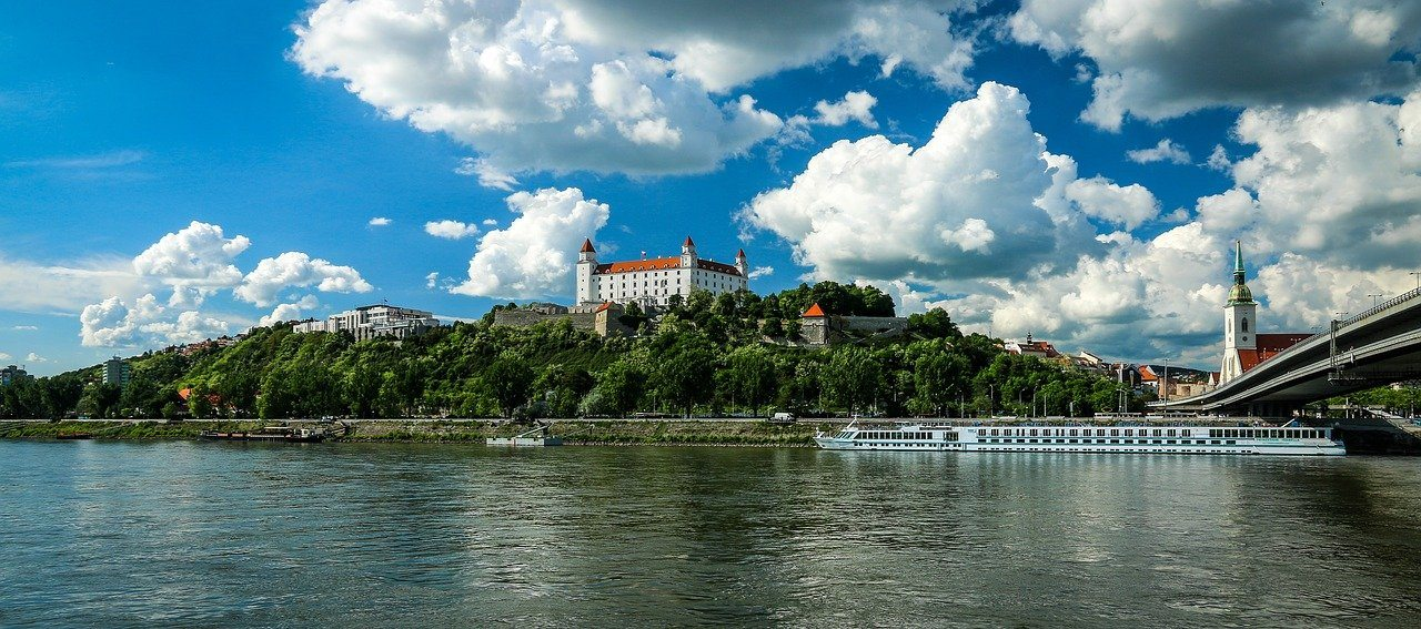 Bratislava, Hauptstadt Slowakei