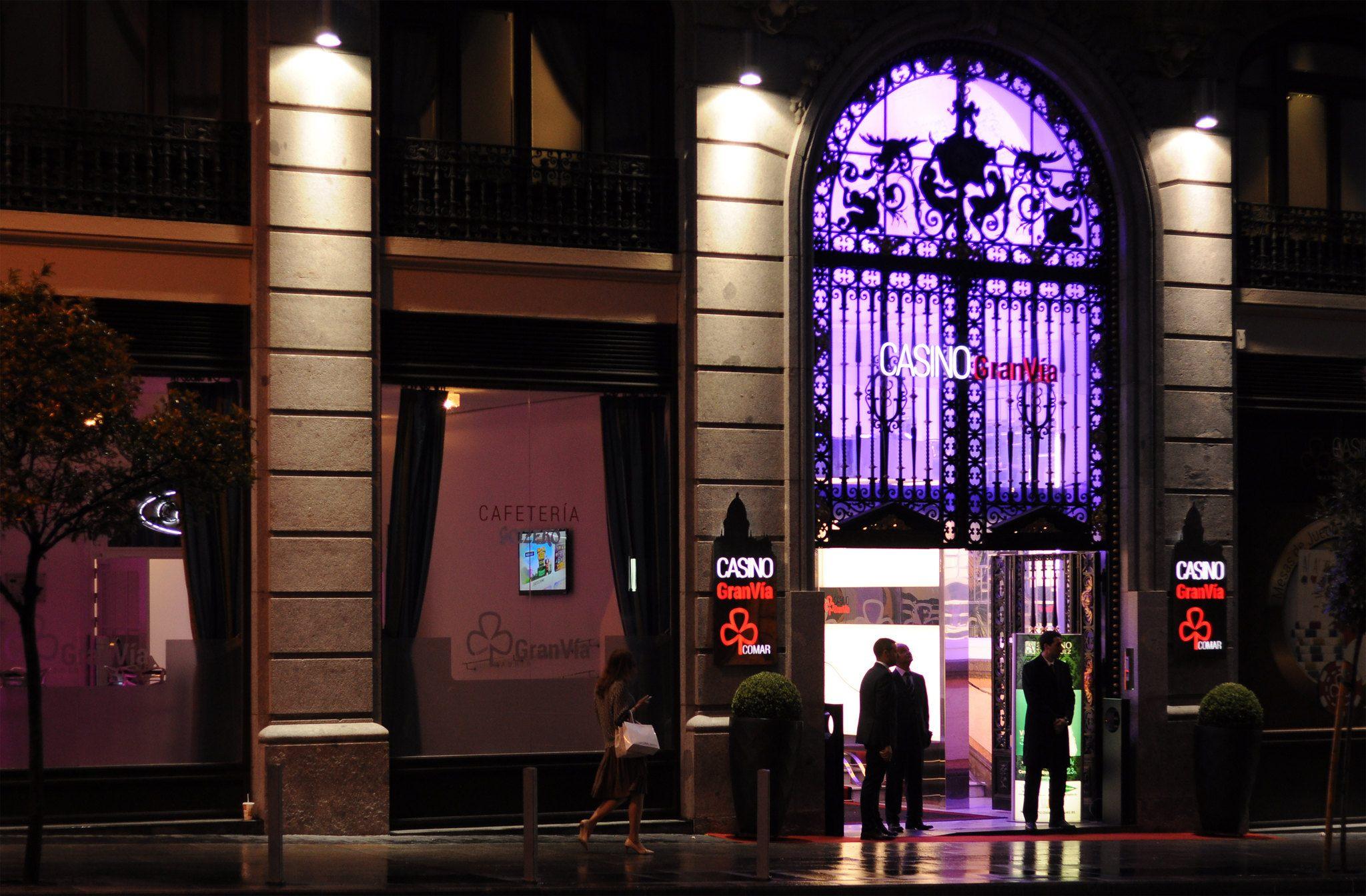 Casino in Spanien