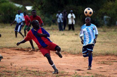 Fußball in Kenia