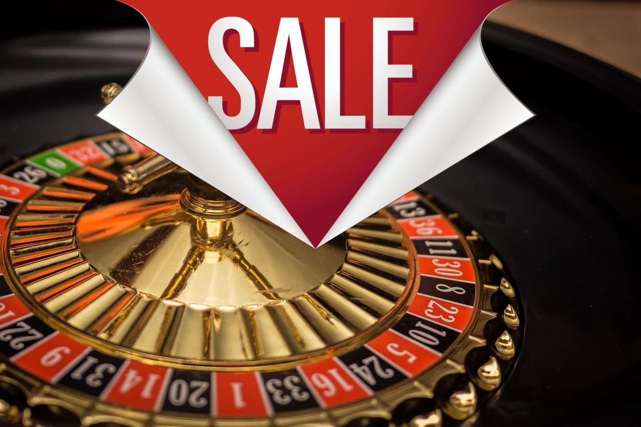 Sale, Roulette-Rad