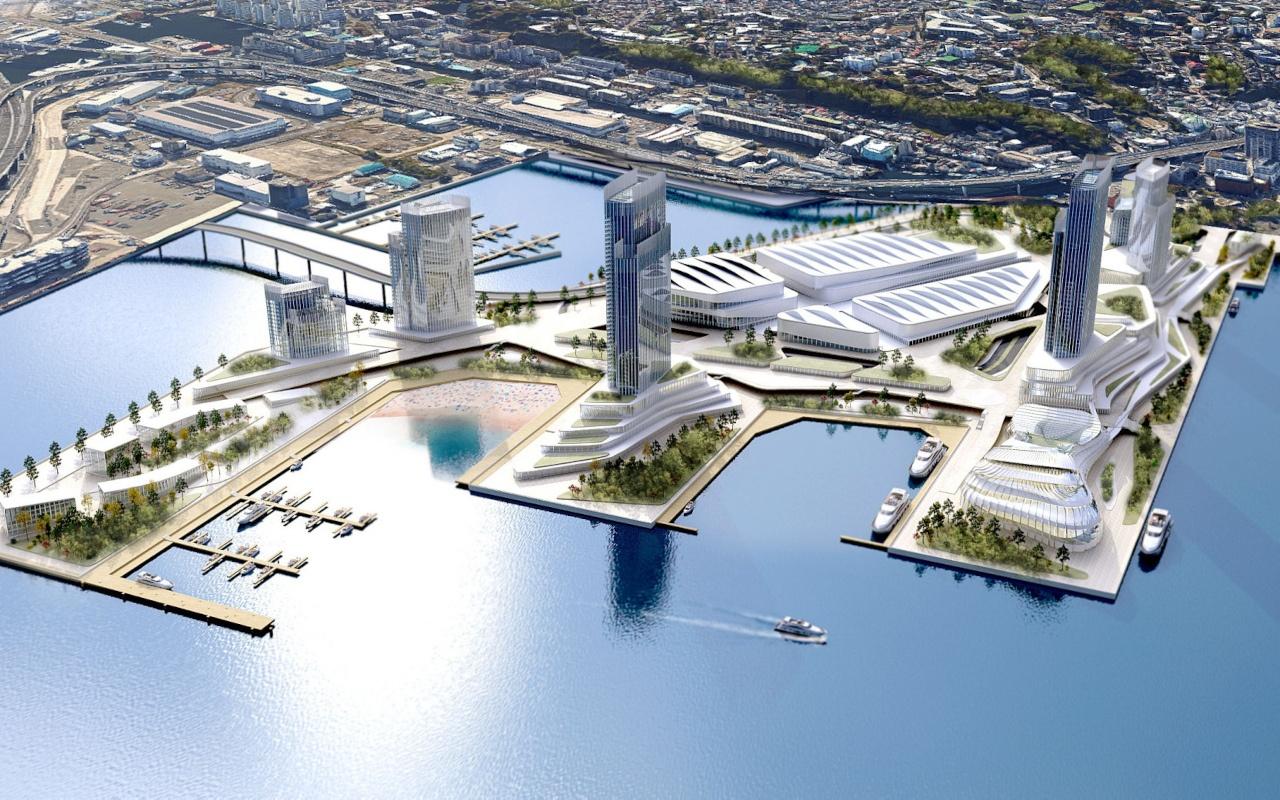 Casino Resort Yokohama