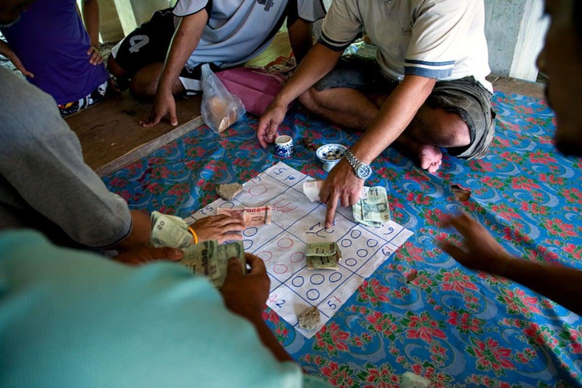 Glücksspiel Thailand
