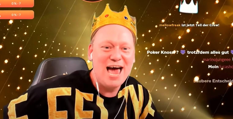 Jens Knossi Knossalla im Stream