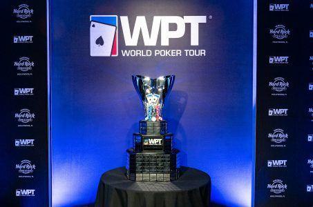 WPT, Pokal