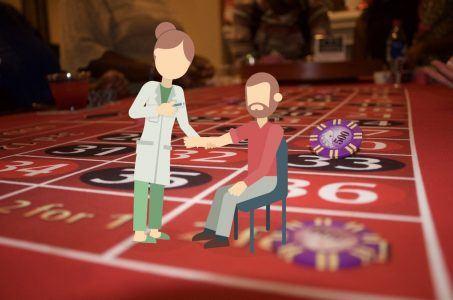 Roulette-Tisch, Figuren, Impfung