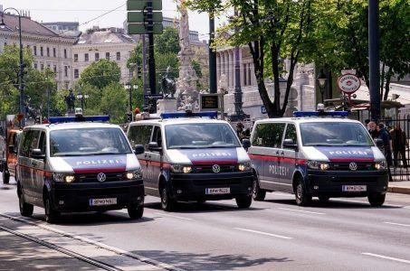 Polizei Österreich, Polizeiwagen
