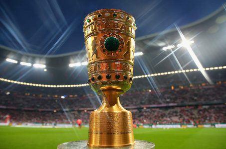 DFB-Pokal Stadion Rasen