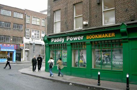 Paddy Power-Shop