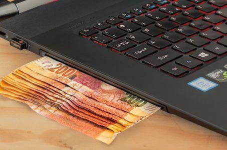 Geldscheine Notebook