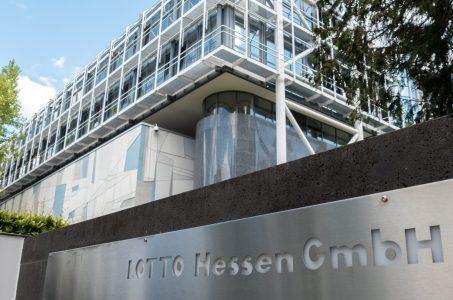 Lotto Hessen Firmengebaeude