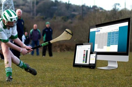 Hurling-Spieler, PC, Tablet