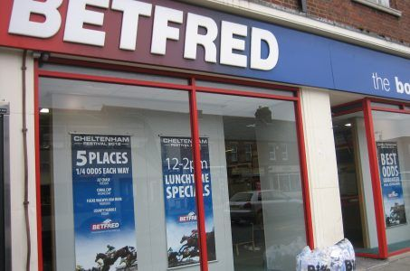 Betfred, Buchmacher UK