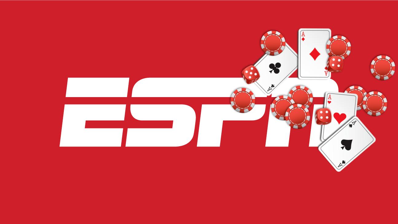 ESPN Logo, Karten, Chips