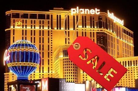 Planet Hollywood, Ballon, Sale Schild