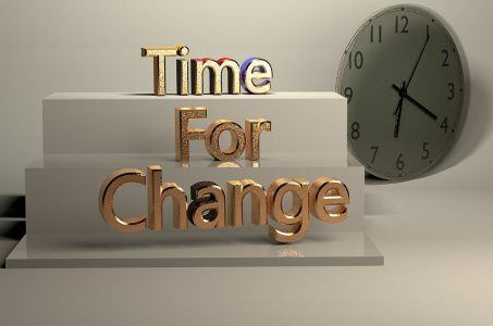 Time for Change Uhr