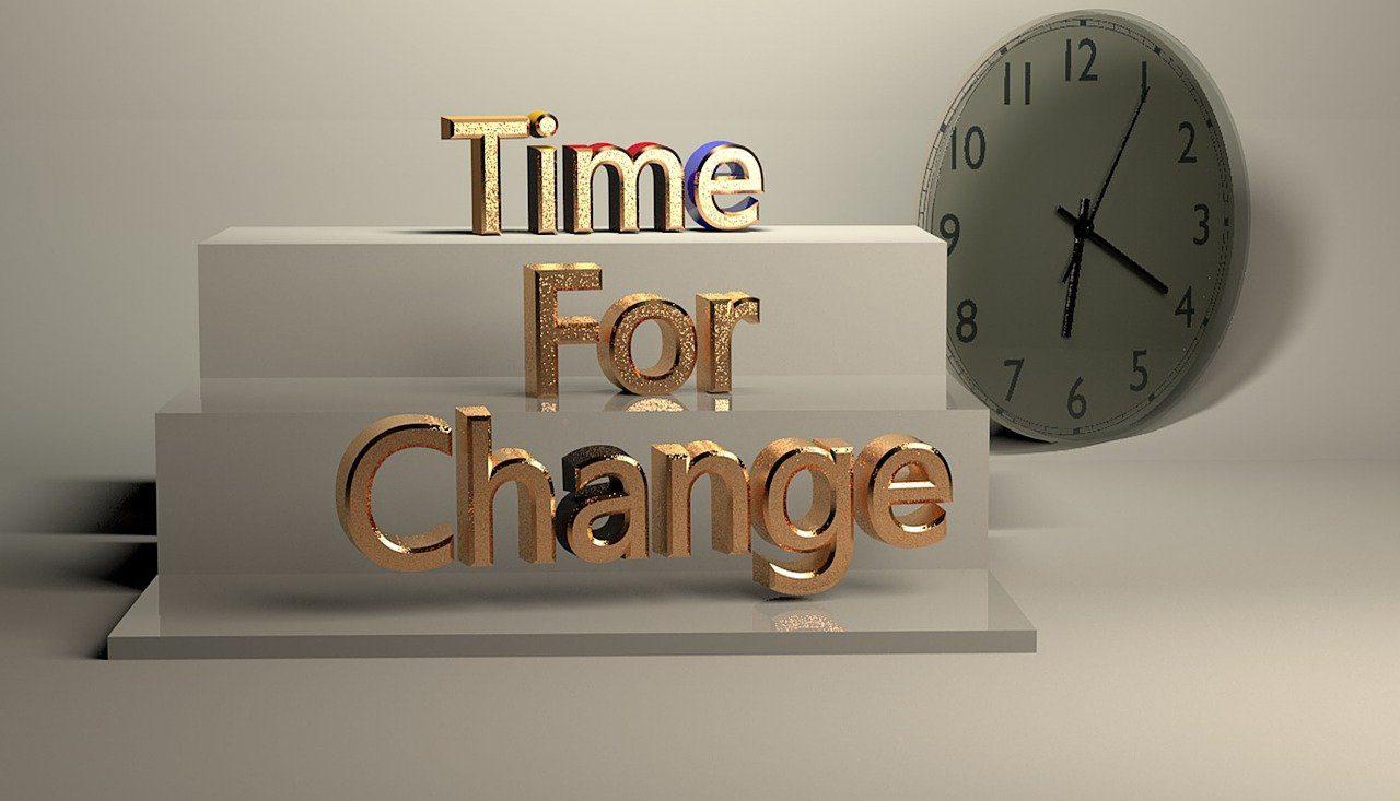 Time for Change Uhr