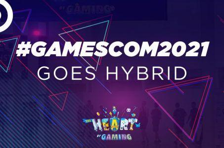 Gamescom 2021 Logo