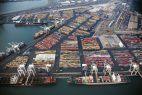Durban Containerhafen