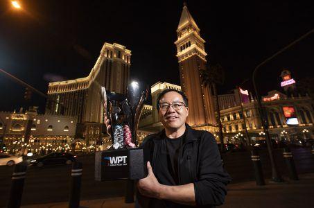 Qing Liu, Venetian, Las Vegas