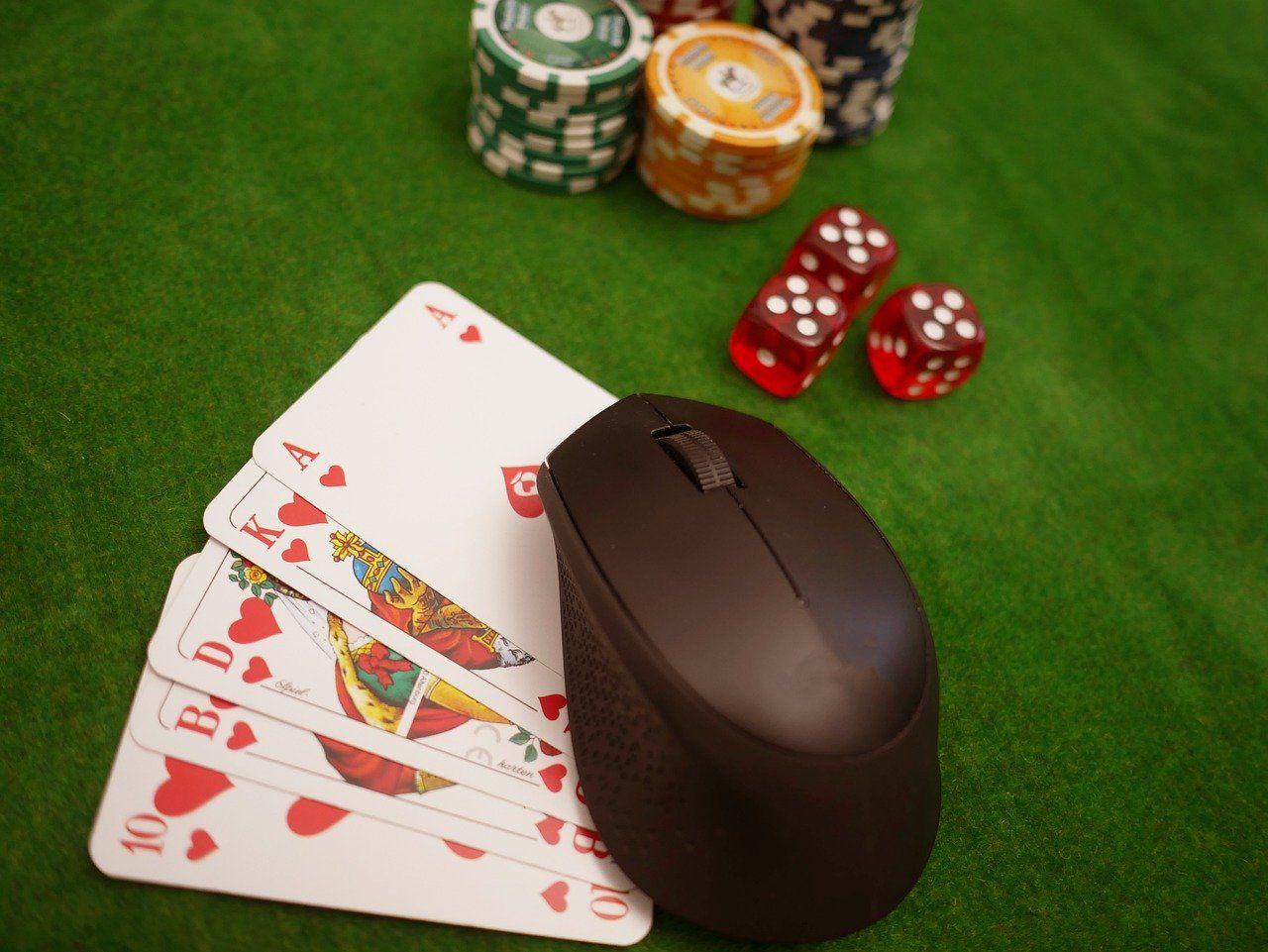 Symbolbild Online Glücksspiel