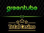 Greentube Total Casino Logos
