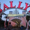 Eingang Bally's Casino