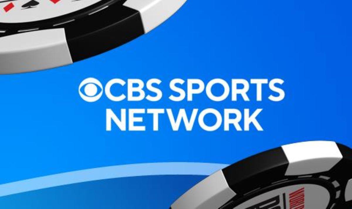 CBS Sports Poker Chips