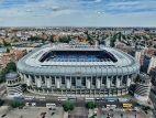 Estadio Santiago Bernabèu Madrid