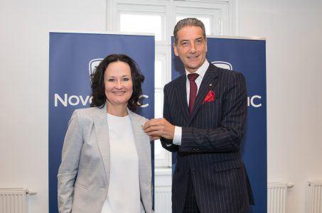 Eva Glawischnig Harald Neumann