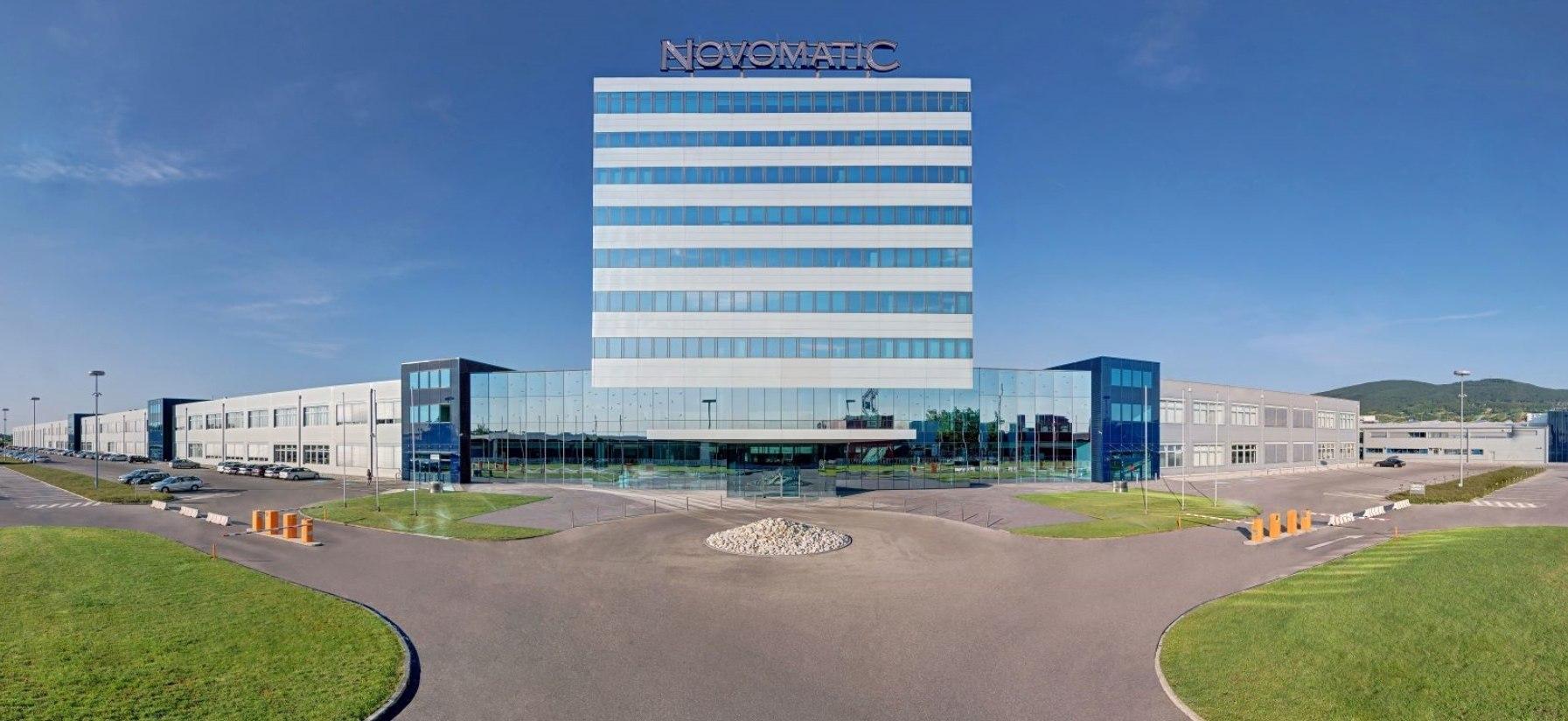 Novomatic Gebäude
