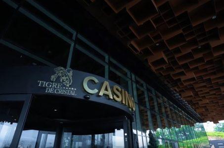 Tigre de Cristal Casino Eingang