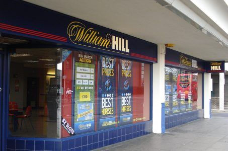 William Hill Wettbüro