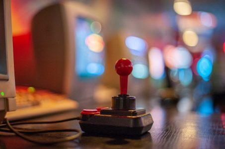 Joystick, Videospiel