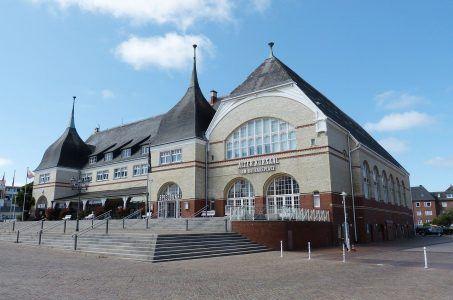 Casino Sylt, Spielbank Sylt, Rathaus Westerland auf Sylt