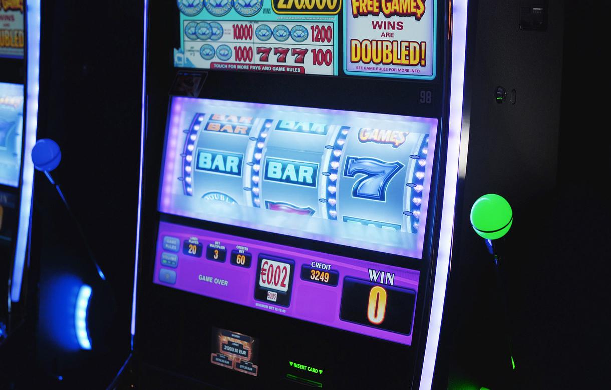 Spielautomat Spielhalle