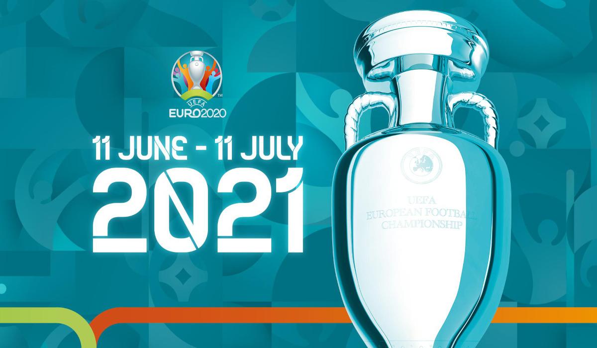 Logo Fußball-EM 2021