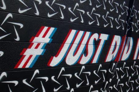 Nike Graffiti